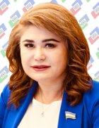КУЛЬСАРИНА ГУЛЬНУР ГАЛИНУРОВНА, Вице-президент Федерации СБЕ (ММА) РБ по общественно-политическим и стратегическим вопросам