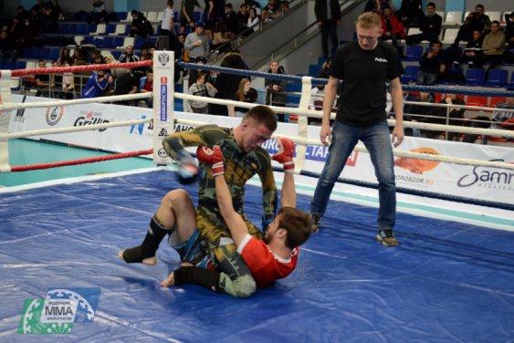 Более 70 спортсменов поборолись за звание Чемпиона Башкортостана